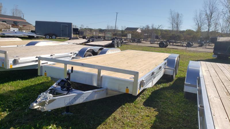 New 20' 10K Aluminum Carhauler Car / Racing Trailer