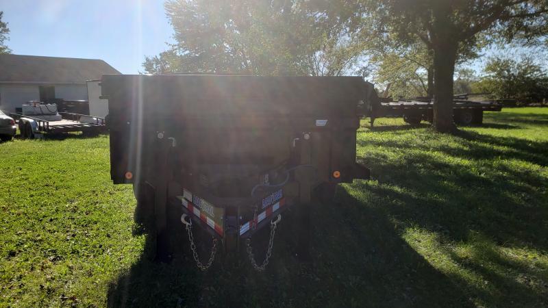 New Load Trail 83x16 21K Dump Trailer