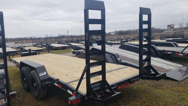 New 83x20 14K Load Trail Equipment Trailer W/Tool Box