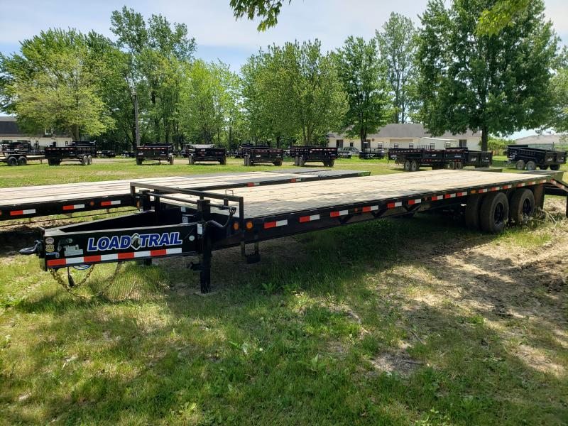 2020 Load Trail 32' 20K deckover Tag Equipment Trailer