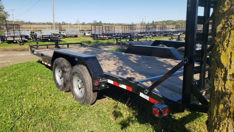 New 83x20 14K Equipment Trailer Equipment Trailer