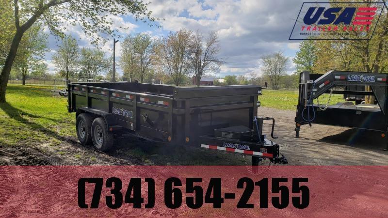 New Load Trail 83x16 14K Dump Trailer