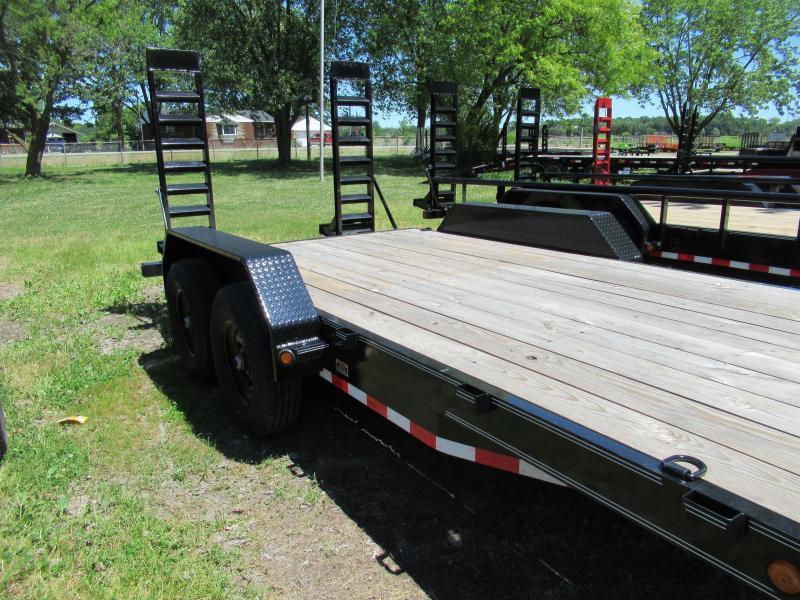 2020 Load Trail 83x20 14K Equipment Trailer Equipment Trailer