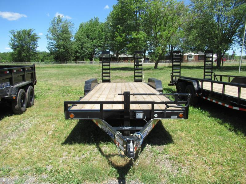 New 83x22 14K Load Trail Equipment Trailer