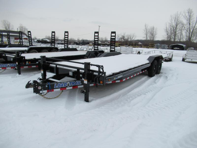 New 102x24 14K Load Trail Carhauler Trailer