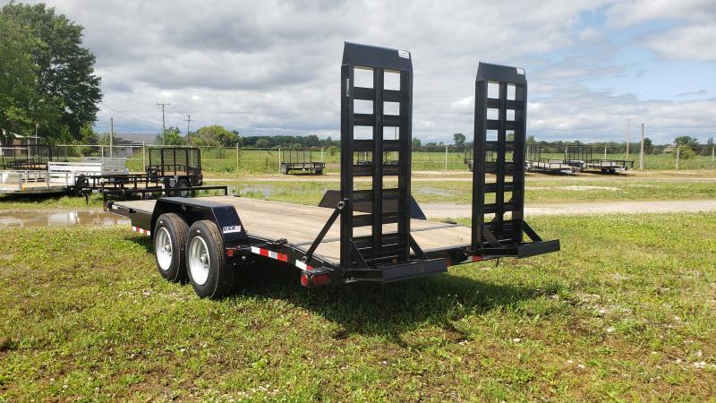 2021 Load Trail New 83x20 16K Equipment Trailer Equipment Trailer