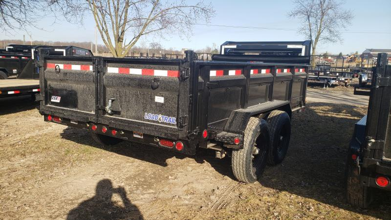 New Load Trail 83x14 Goose Neck Dump