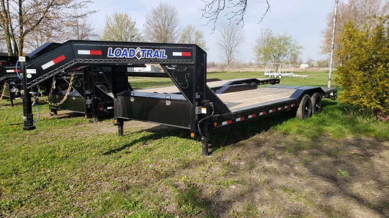 New 102x26 Load Trail Gooseneck Carhauler