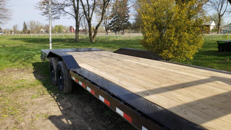 New 102x26 Load Trail Gooseneck Carhauler