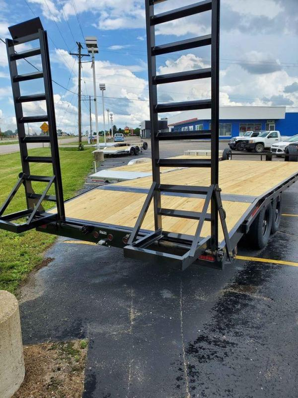 2022 Quality Steel and Aluminum Deck Over Trailer  8.5x28