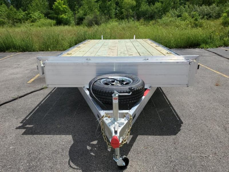 2022 Wolverine Trailers Deck Over 8.5x20