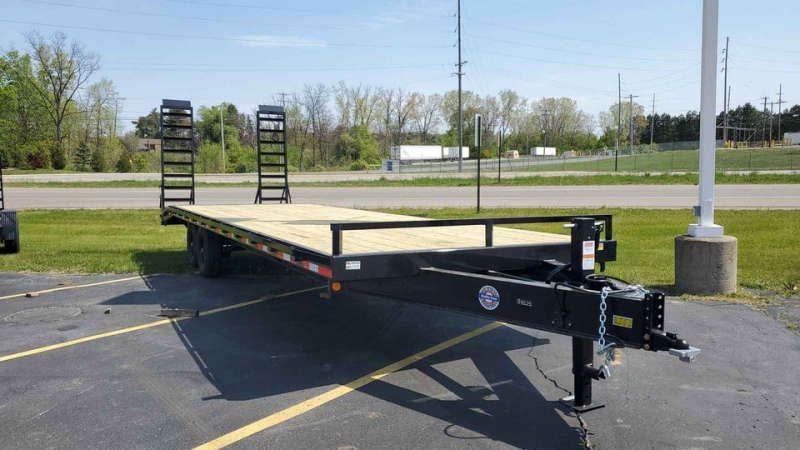 2022 Quality Steel Deck over Trailer 8.5x24