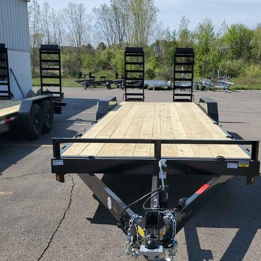 2021 Quality Steel  Equipment Trailer 7x24