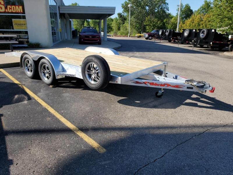 2021 Wolverine 7 x 16 Straight Axle 7K Car Hauler