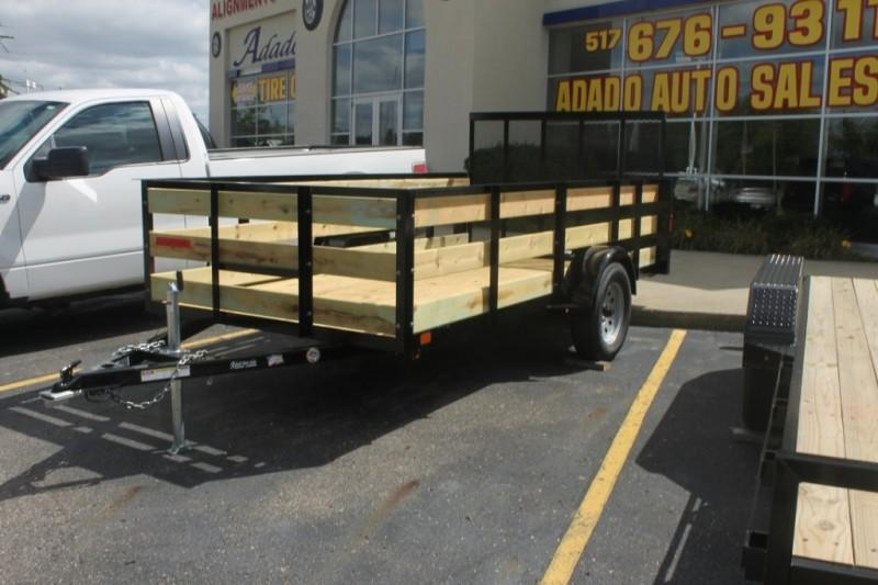 2020 Adado 6 x 12 High Side Utility Trailer