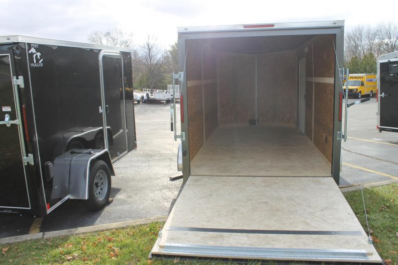 2020 Haulmark Enclosed 7x14 Cargo Trailer