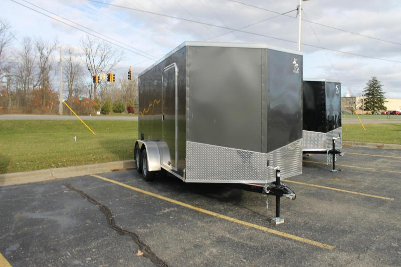 2021 Haulmark Enclosed 7x14 Cargo Trailer