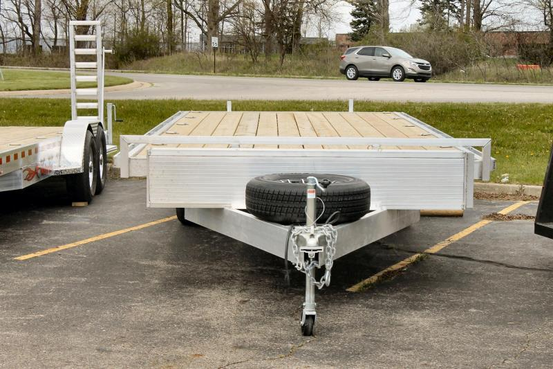 2021 Wolverine Trailers Equipment Trailer Deck Over 8.5x24 Financing for Everyone 0 Down
