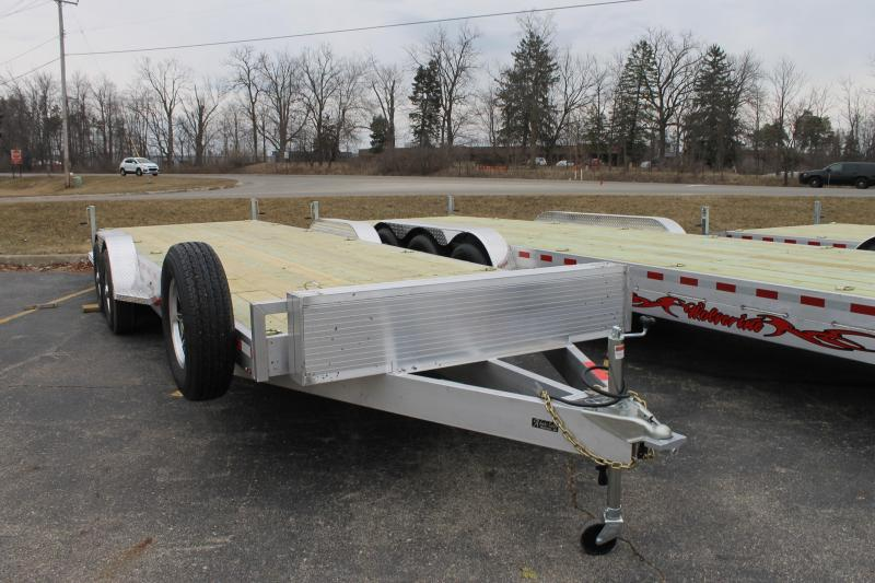 2021 Wolverine 7 x 26 Straight Axle 14K Car Hauler