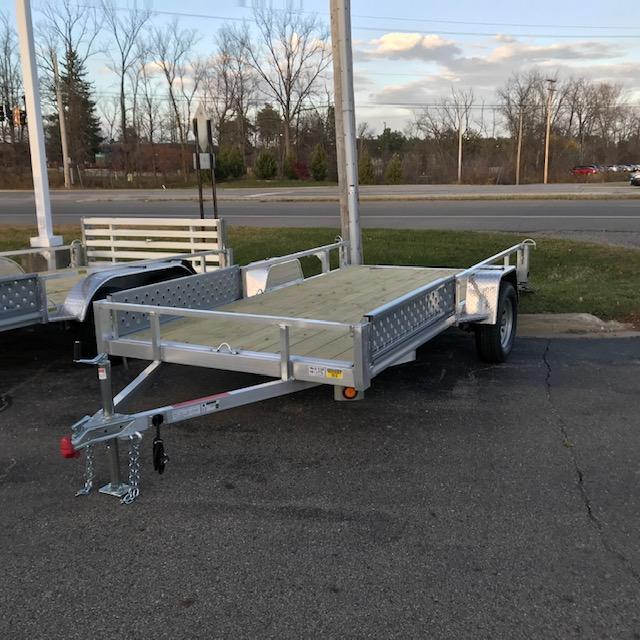 2021 Quality Steel and Aluminum ATV Trailer