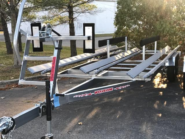 2021 Wolverine Trailers Pontoon  24'