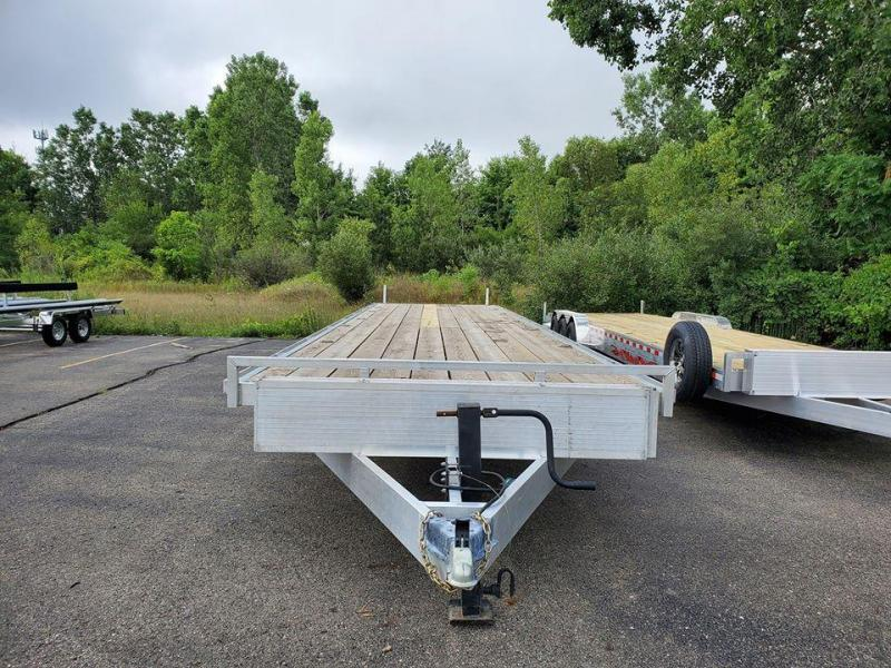 2020 Wolverine  8.5x38 Deckover Equipment Trailer