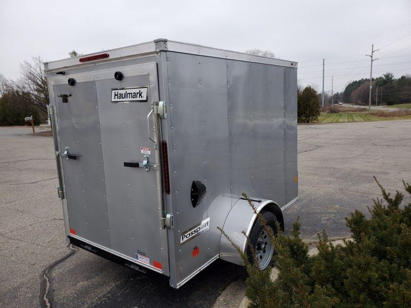 2021 Haulmark Passport Enclosed Cargo Trailer