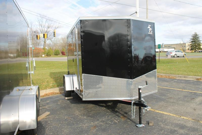 2020 Haulmark Trailers 6x10 Enclosed  Cargo Trailer