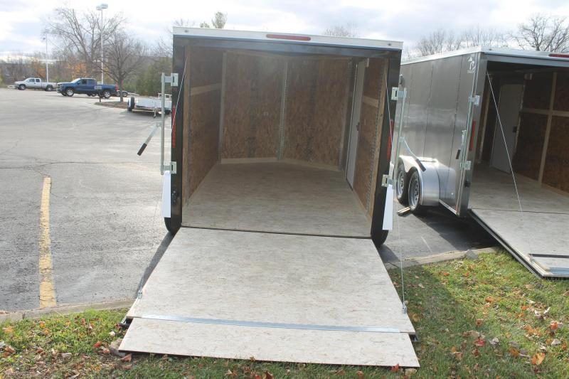 2020 Haulmark Trailers 6x10 Enclosed  Cargo Trailer