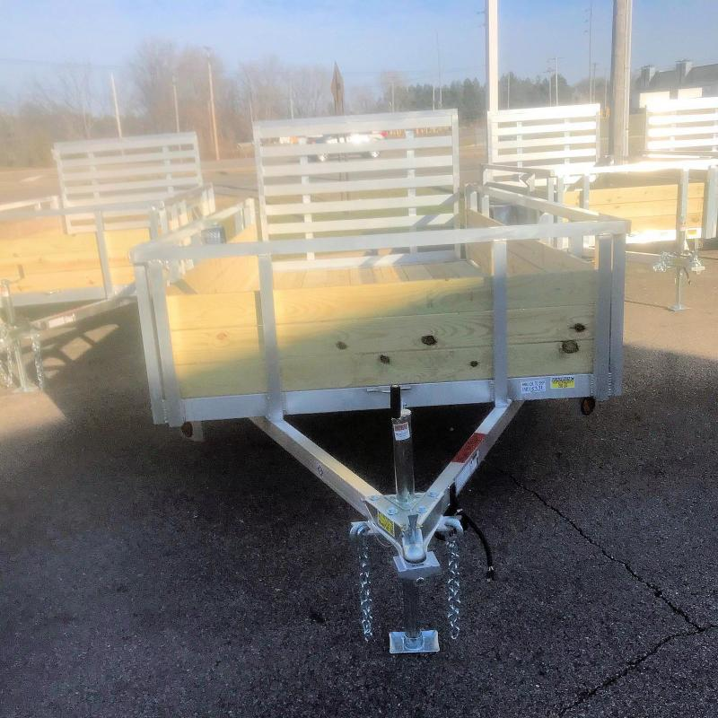 2021 Quality Steel and Aluminum  Utility Trailer 72'x12