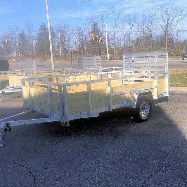 2021 Quality Steel and Aluminum  Utility Trailer 72x12
