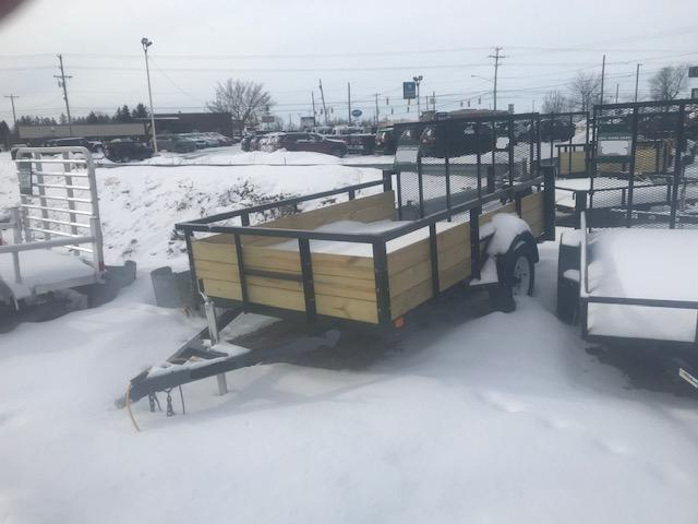 2021 Quality Steel and Aluminum  Utility Trailer