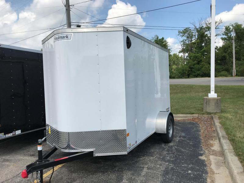2021 Haulmark 6x10  Enclosed Cargo Trailer
