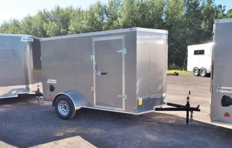 2021 Haulmark PPTD 6X10 RSA Enclosed Cargo Trailer