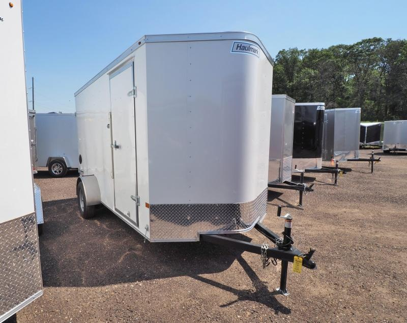 2020 Haulmark PPTD 6X12 SSA Enclosed Cargo Trailer