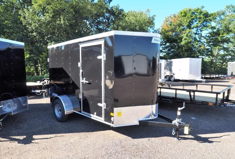 2021 Haulmark PPTD 6X10 SSA Enclosed Cargo Trailer