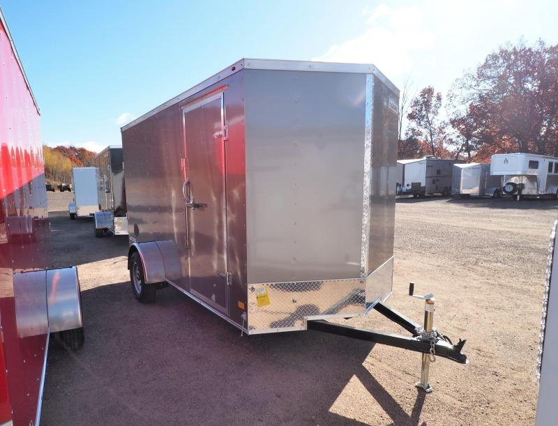 2021 Haulmark Passport Deluxe Enclosed Cargo Trailer