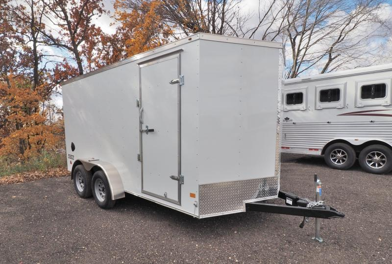 2021 Haulmark PPT 7X14 RTA2 Enclosed Cargo Trailer