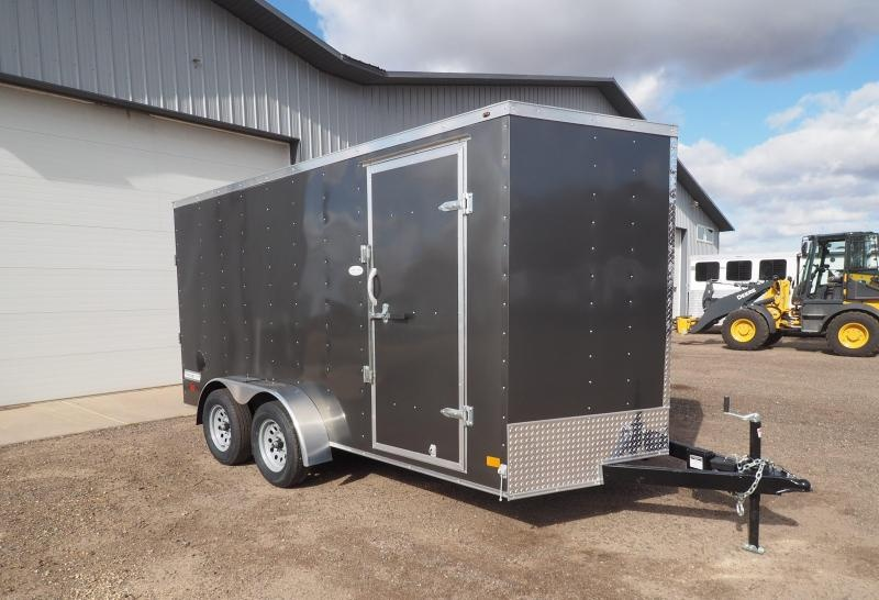 2021 Haulmark PPTD 7X14 RTA2 Enclosed Cargo Trailer