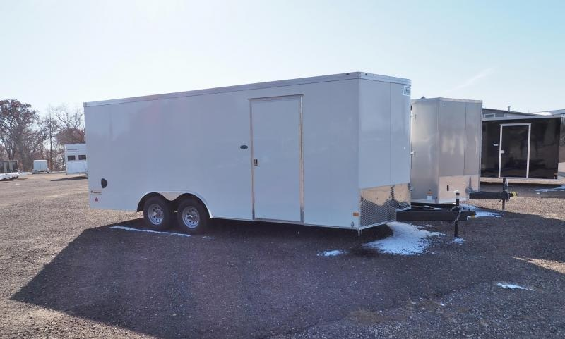 2021 Haulmark TRANSPORT 8.5X20 RTA3 Enclosed Cargo Trailer