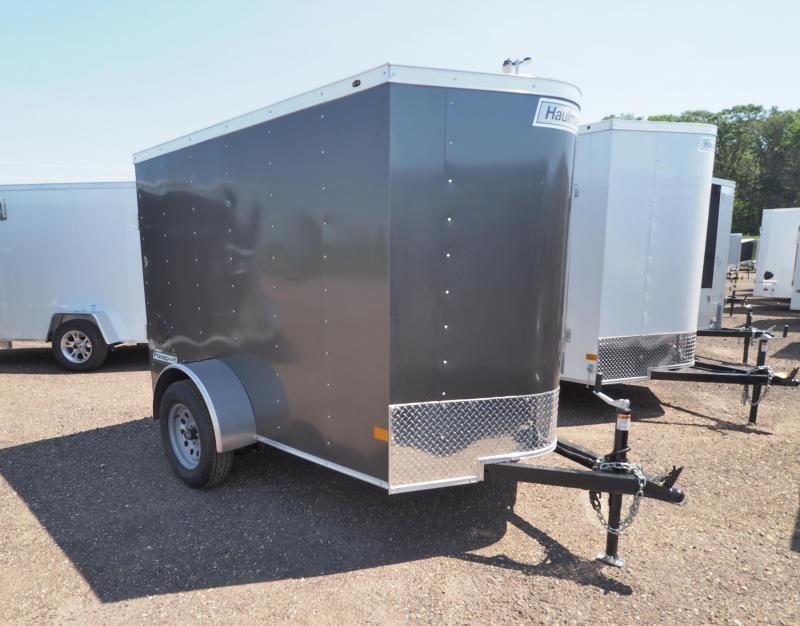 2020 Haulmark PPTD 5X8 RSA Enclosed Cargo Trailer