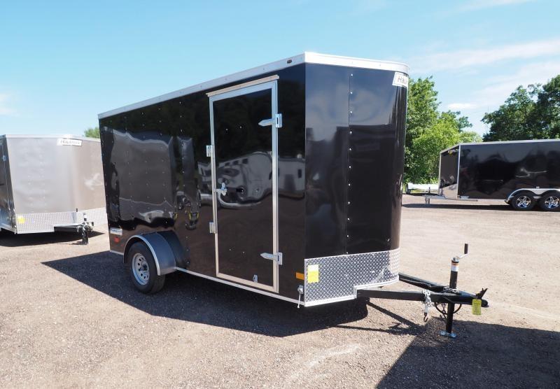 2020 Haulmark PPTD 6X12 RSA Enclosed Cargo Trailer