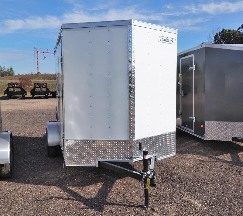2021 Haulmark PPT 6X10 RSA Enclosed Cargo Trailer