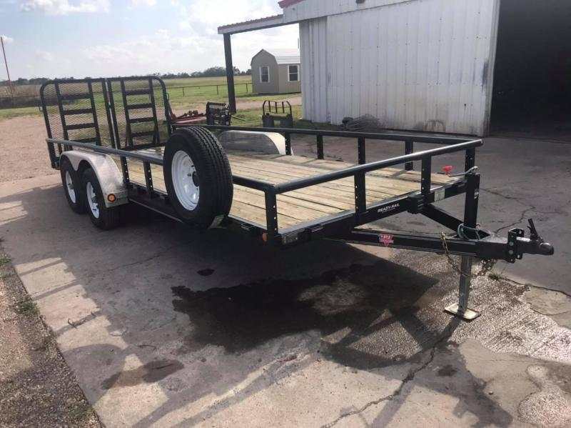 2019 J&C Trailers 20' Car Hauler / Utility 10k Car / Racing Trailer