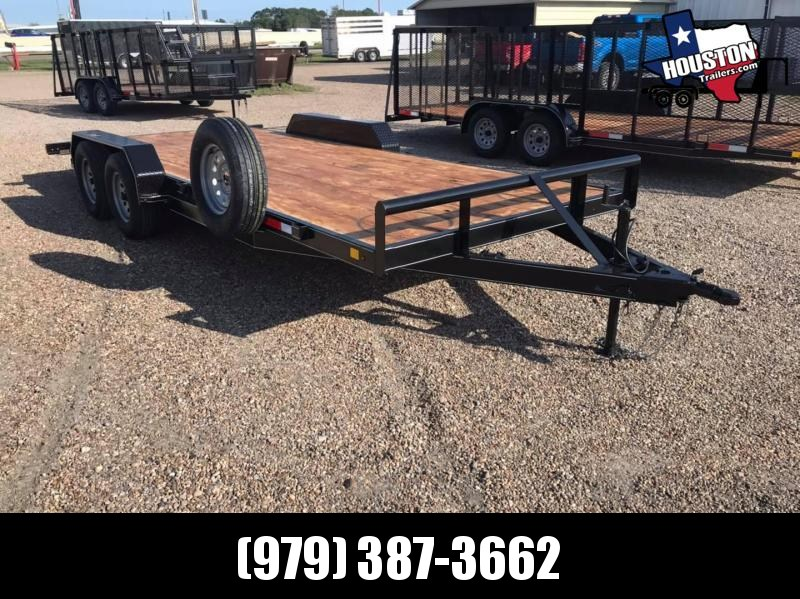 2021 J&C Trailers 20' CH 7k Car / Racing Trailer