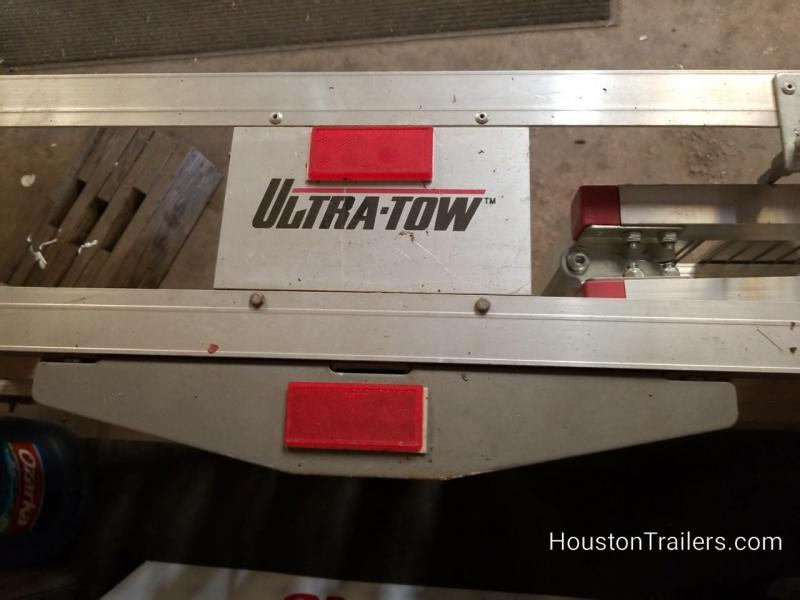 2019 Ultra-Tow Aluminum Cargo Carrier with Ramp Utility Trailer