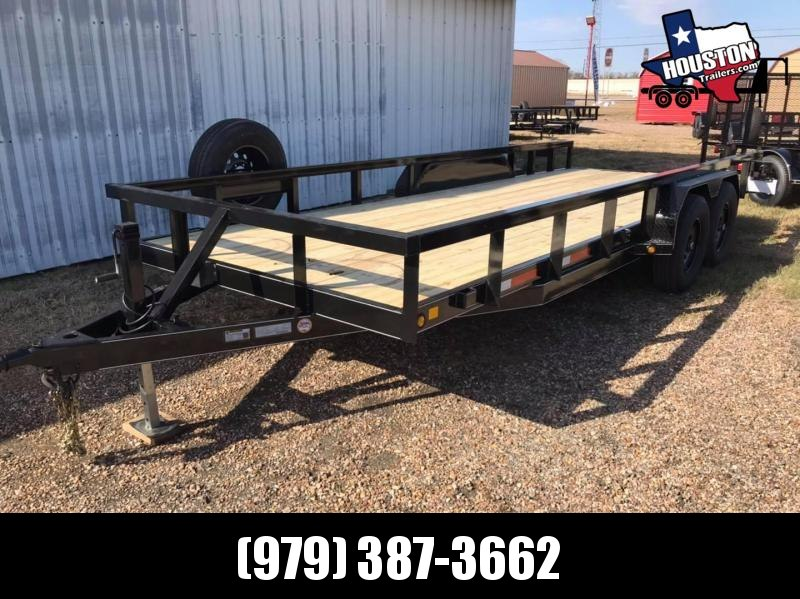 2021 J&C Trailers 20' x 83' HD 10k Equipment Trailer