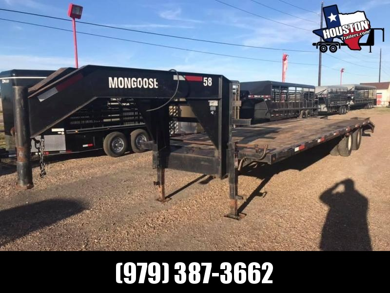 2003 Other Mongoose Flatbed Trailer