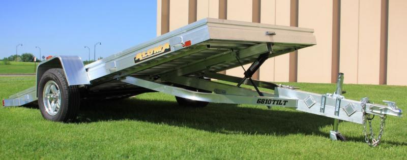 Aluma 6810LWTILT Tilt Deck