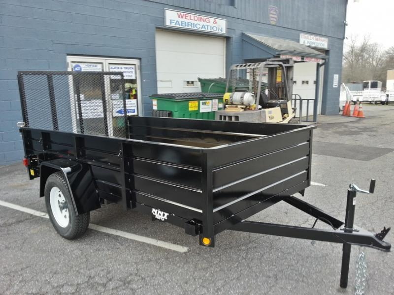 MCT 5'x10' With 2' Solid Sides